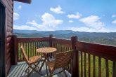 Premium 6 Bedroom Cabin with Views from deck