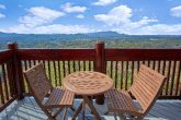 6 Bedroom Cabin with Decks overlooking Dollywood