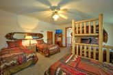 Pigeon Forge Cabin with 6 Bedrooms