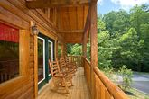 Cabin with Front Porch