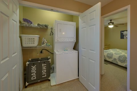 Washer and Dryer 2 Bedroom 2 Bath Sleeps 6 - Cozy Cuddles