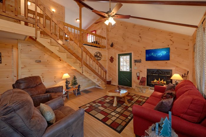 3 Bedroom cabin Sleeps8 - Cozy Hideaway