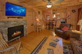 Luxury Resort Cabin with Fireplace and 2 Bedroom