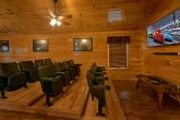 6 Bedroom Cabin with Theater Room