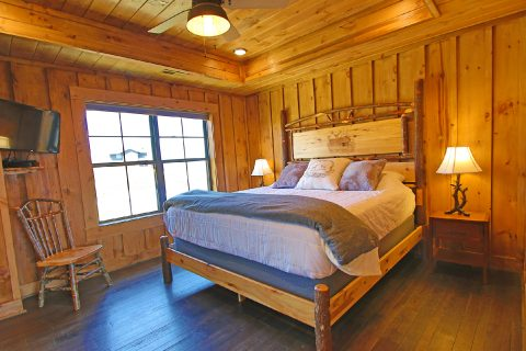 Crown Chalet 4 Bedroom Vacation - Crown Chalet