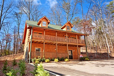 Natures Heart: 4 Bedroom Wears Valley Cabin Rental