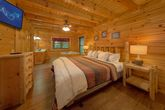 Cabin with King Bed on Top Floor