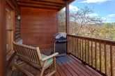 Affordable Cabin in Pigeon Forge with View