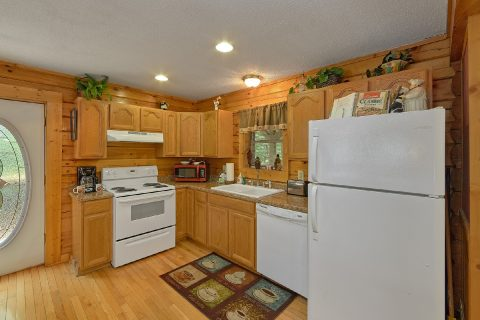 Fully Equipped Kitchen 2 Bedroom - Dancing Bear VII