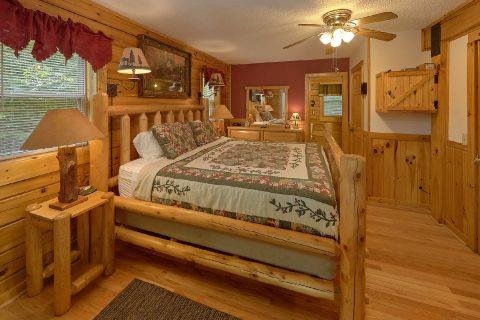 Wears Valley 2 Bedroom 3 Bath Cabin Sleeps 6 - Dancing Bear VII