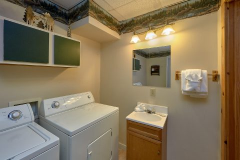 2 Bedroom 3 Bath With Full Size Washer and Dryer - Dancing Bear VII