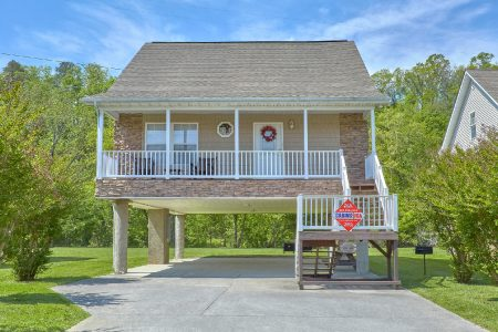 Bear Walk Chalet: 2 Bedroom Gatlinburg Vacation Home Rental