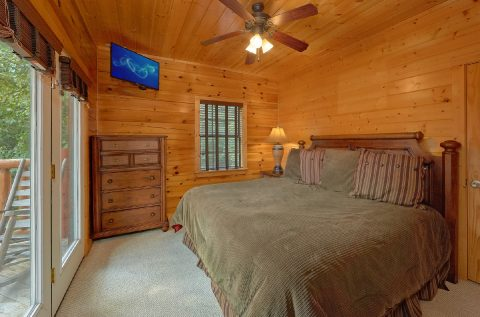 Hidden Springs cabin with 4 King Bedrooms - Deer To My Heart
