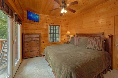 Hidden Springs cabin with 4 King Bedrooms - Deer To My Heart