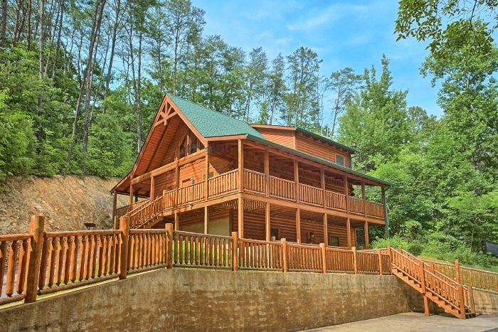 Dew Drop Inn Cabin Rental Photo