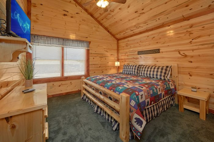 5 Bedroom Pool Cabin in Wears Valley - Dive Inn