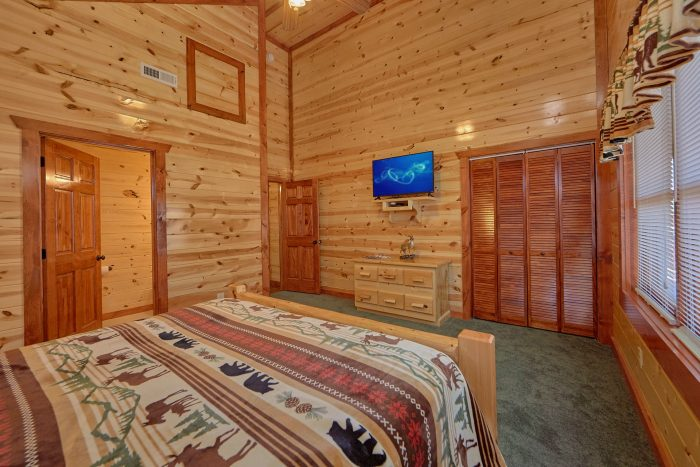5 Bedroom Cabin with Closets - Dive Inn