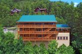12 Bedroom Cabin with 2 hot tubs and pool