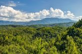 Mountain VIews from 12 bedroom Cabin Deck