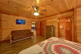 Premium Cabin with 11 King Beds and private bath