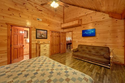 12 Bedroom cabin that sleeps 54 guests - Dream Maker Lodge