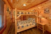 12 Bedroom cabin with Queen Bunk Beds