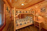 12 Bedroom cabin with Queen Bunk Beds