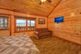 12 bedroom cabin with extra futon in each room