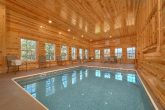 12 Bedroom Cabin with Private Indoor Pool