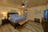 4 Bedroom 4 Bath Cabin Sleeps 14
