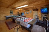 Premium Cabin with sleeper Sofa and Game Room