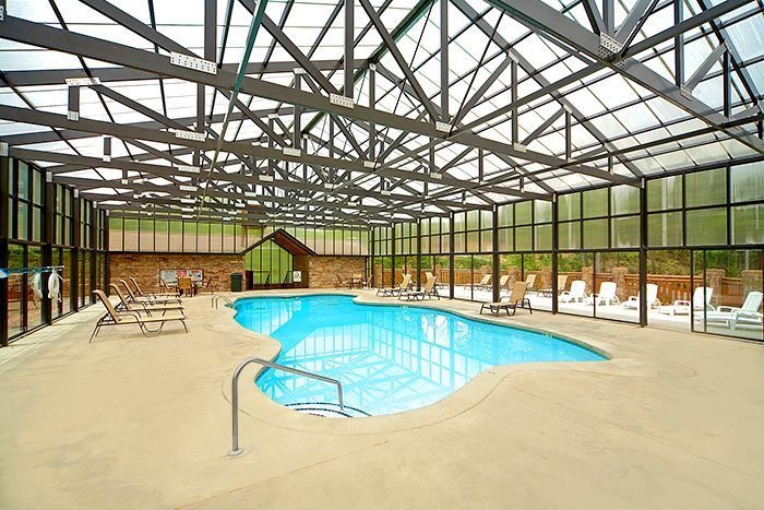 Hidden Springs Covered Pool - Dreams Come True