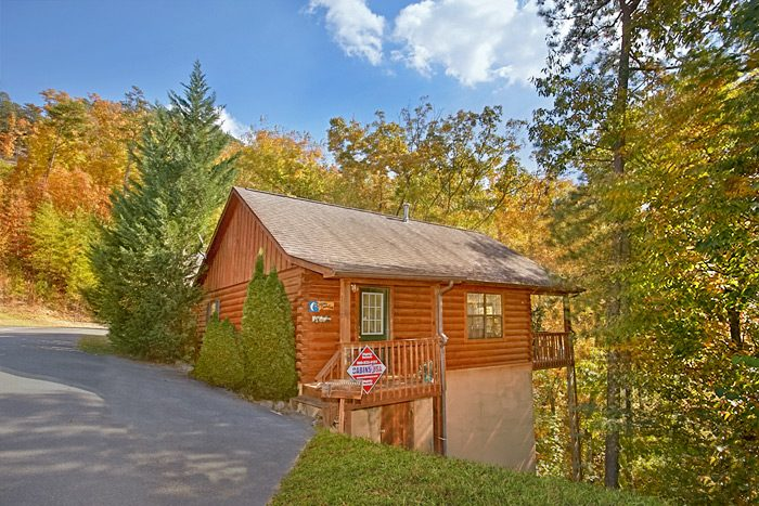 Dreams Come True Cabin Rental Photo