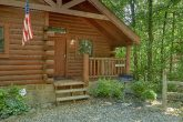 Honeymoon cabin with grill and wooded views