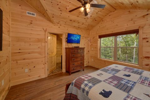 Cabin with 4 Bedrooms with Private Balconies - Elk Ridge Lodge