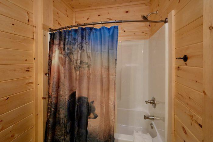 Luxury Cabin with 6 Bathrooms and 5 Bedrooms - Elk Ridge Lodge