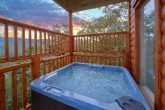 Premium Cabin with Hot Tub and Indoor Pool