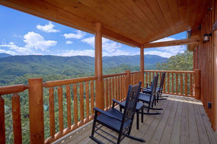 Sherwood Forest Cabin with Mountain Views - Elk Ridge Lodge