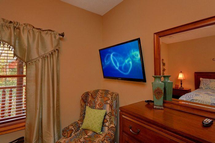 Premium 5 Bedroom Cabin Sleep 14 in Gatlinburg - Elkhorn Lodge