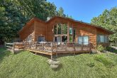 Emerald View 3 Bedroom 2 Bath Cabin Sleeps 10
