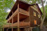 Sky Harbor 2 Bedroom 2 Bath Cabin Sleeps 10