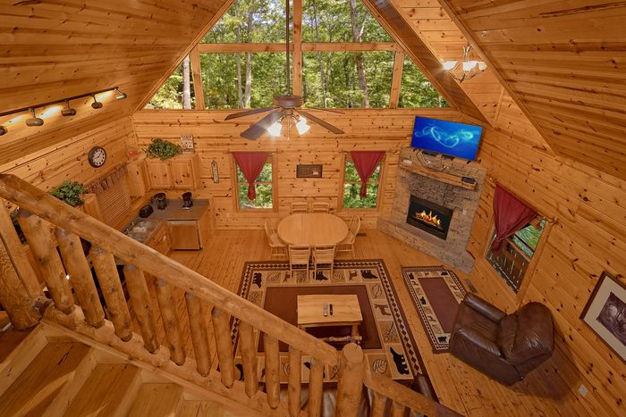 Gatlinburg Cabin that is Comfortably Furnished - Endless Joy