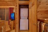 Washer & Dryer 2 Bedroom 2 Bath Cabin Sleeps 10