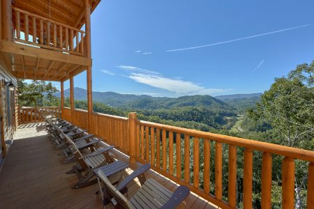 Big Mack Lodge: 5 Bedroom Pigeon Forge Cabin Rental