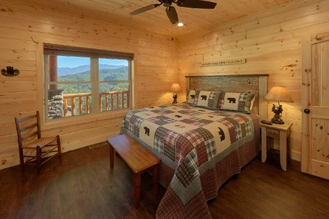 Premium 5 bedroom cabin with King Master Suite - Endless Sunsets