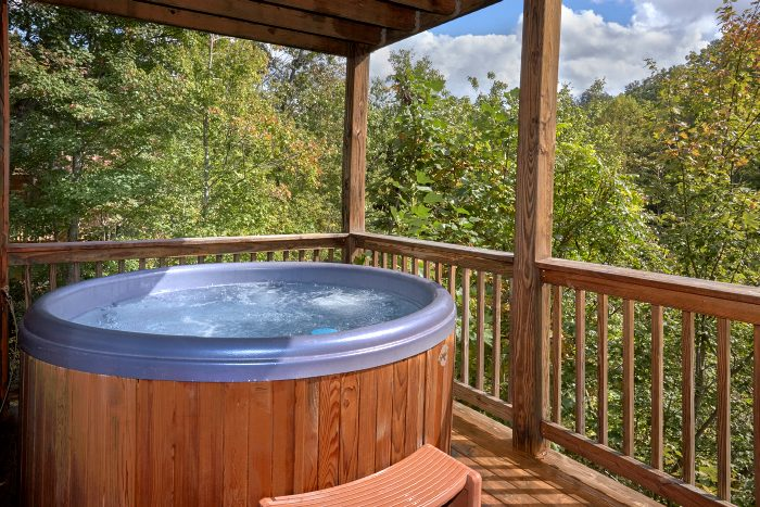 Luxury 3 Bedroom Cabin with Private Hot Tub - Falcon Crest