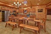 6 Bedroom Pool Cabin with Large Open Kitchen