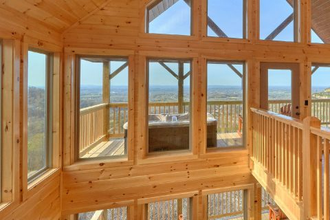 2 Bedroom Cabin Sleeps 6 Spectacular Views - Fifty Mile View