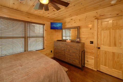 Luxurious Cabin - Fifty Mile View