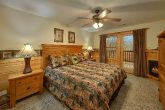 Gatlinburg cabin with 2 King Bedrooms and baths